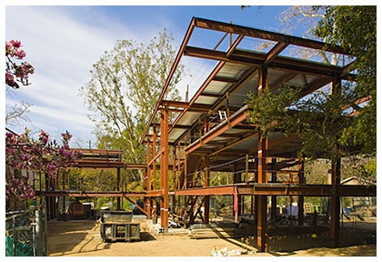Canyon Residence Construction